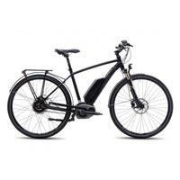 Steppenwolf Haller E2 CDX Electric Bicycle - Shadow Matte