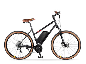Scoozy-750 Mid Drive Electric Bike