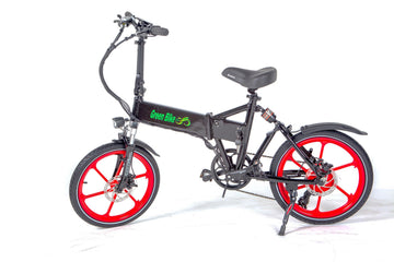 Green Bike USA Smart Electric Folding Bike