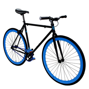 Zycle Fix Fixed Gear Bike Beast Pursuit Fixie