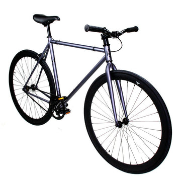 Zycle Fix Fixed Gear Bike Dark Shadow Fixie