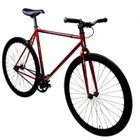 Zycle Fix Fixed Gear Bike Heat Fixie