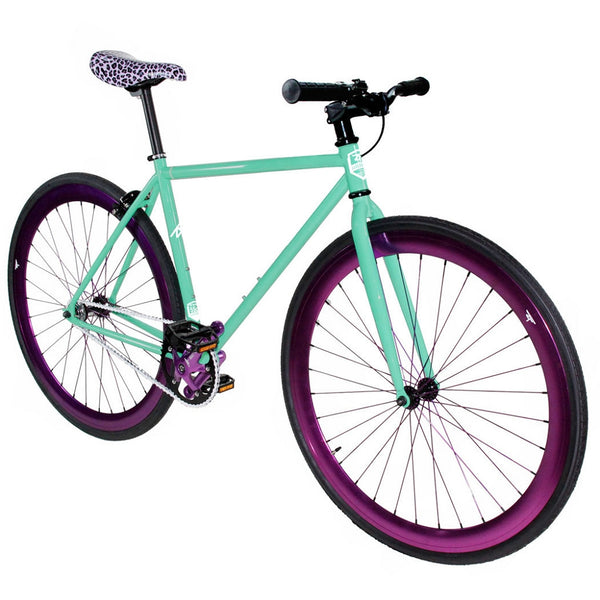 Zycle Fix Fixed Gear Bike Hornet Pursuit Fixie