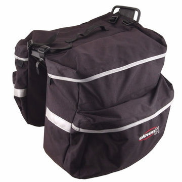 Eleven81 City Limit Pannier Black