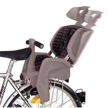 BETO Deluxe Reclining Baby Bike Seat for Bicycle