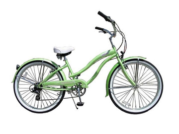 Micargi Rover 7SP Beach Bike Cruiser 26 (Womens)