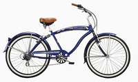 Micargi Cheetah 7sp Beach Bike Cruiser 26 (Mens)