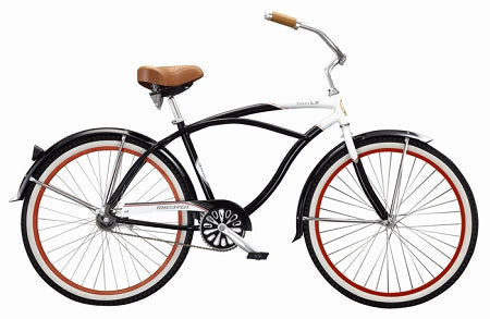 Micargi Tahiti LX Beach Bike Cruiser 26 (Mens)