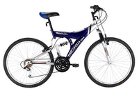 Micargi SM90 Mountain Bike Full Suspension 26