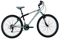 Micargi M80 Mountain Bike Full Suspension 26