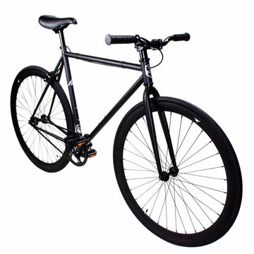 Zycle Fix Fixed Gear Bike Black Hole Fixie