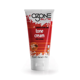 Elite Ozone Tone Cream Post-Ride Cooling Massage 150mL Tube