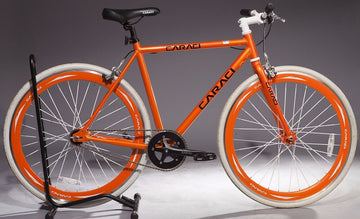 Caraci Fixed Gear Fixies F1.0 Orange