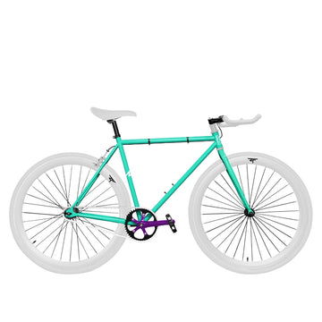 Zycle Fix Fixed Gear Bike Celestial II Pursuit Fixie