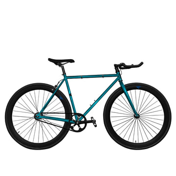 Zycle Fix Fixed Gear Bike Chill Fixie