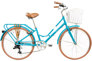 Alton CLASSIC Comfort Bike - Mint