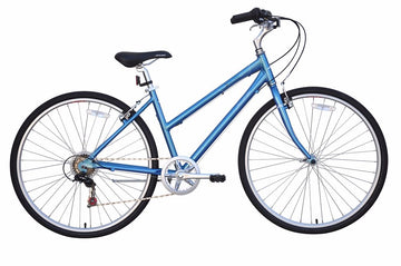 XDS Explorer CT Women's Hybrid Comfort Bike