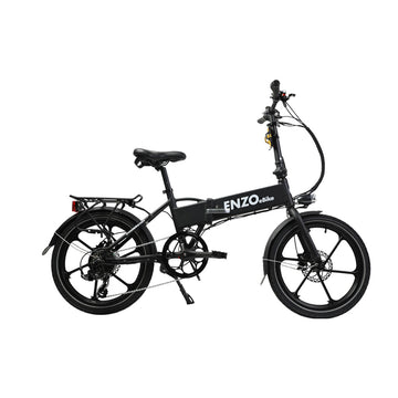 Enzo Seven Speed Chain Drive Folding Electric Bike