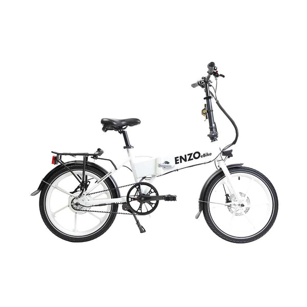 Enzo Fixed Gear Folding Electric Bike