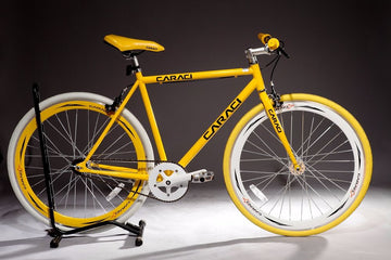 Caraci Fixed Gear Fixies F2.0 Yellow