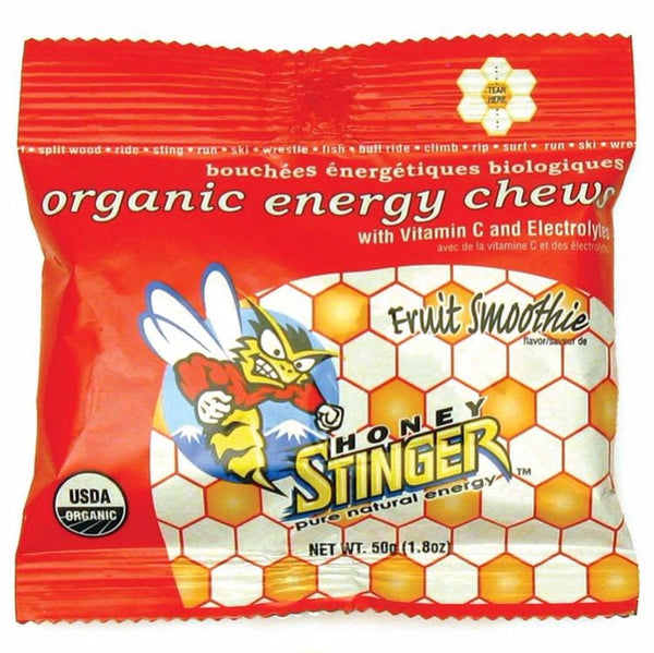 Honey Stinger Energy Chews - Fruit Smoothie