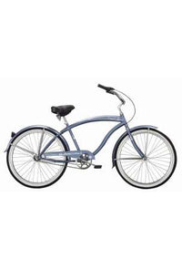 Grey Beach Cruiser