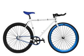 Zycle Fix Fixed Gear Bike Iceberg Pursuit Fixie