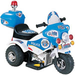 Micargi MTR-978 Electric Ride-On Police Motorcycle