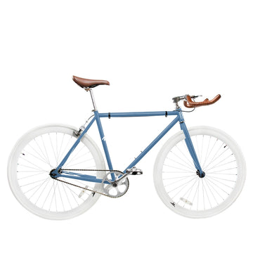 Zycle Fix Fixed Gear Bike Misty Blue Fixie