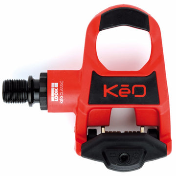 LOOK KEO CLASSIC RED PEDALS