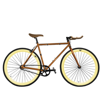 Zycle Fix Fixed Gear Bike Penny Pursuit Fixie