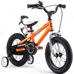 RoyalBaby Freestyle Orange 14 inch Kids Bicycle