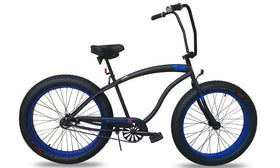 Micargi Slugo A Fat Tire Beach Cruiser