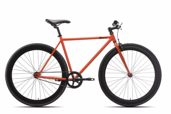 Supernova 6KU Infrared Best Custom Fixies with Black Rims