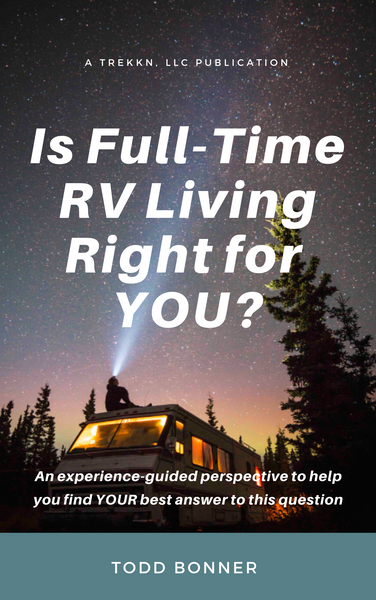"Ebook - ""Is Full-Time RV Living Right for You?"""