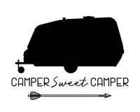 Camper Sweet Camper Printable RV Decor