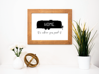 Airsteam Home Printable Wall Decor