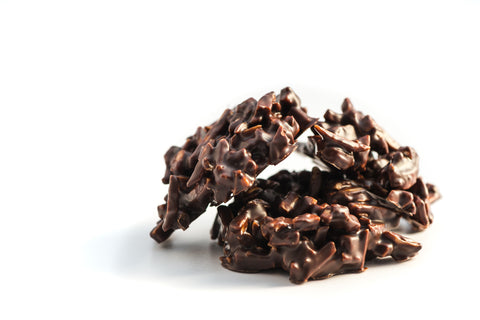 Almond Toffee Clusters - 4 pieces