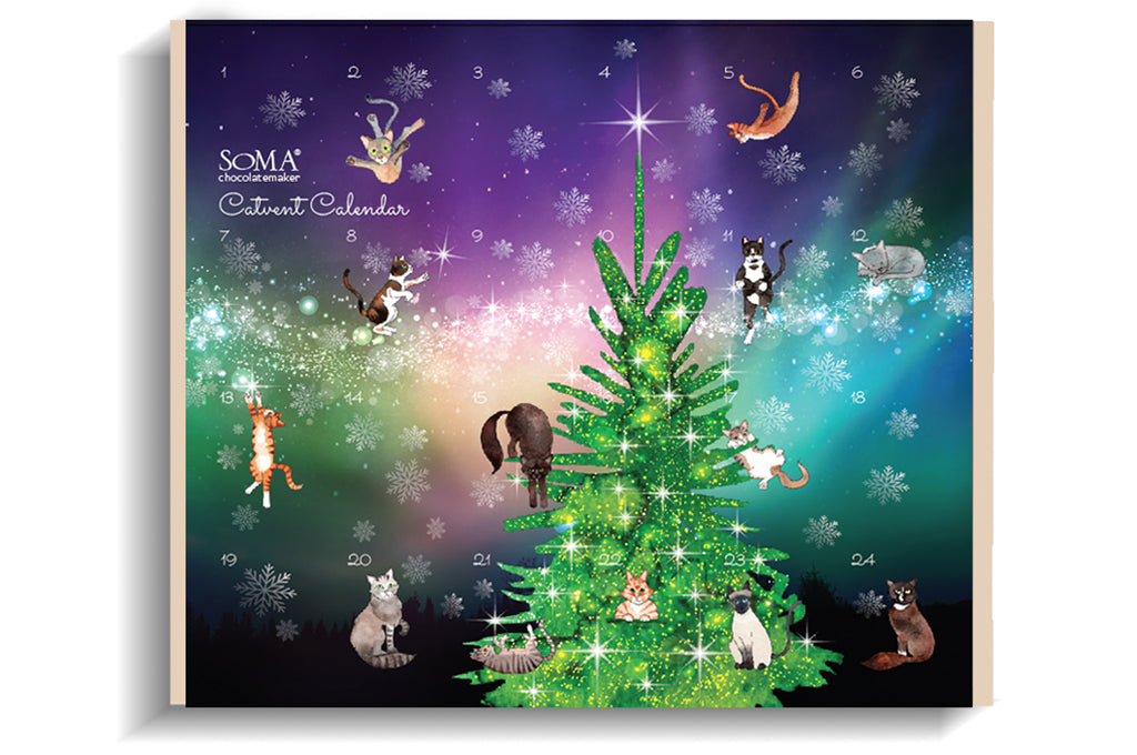 Catvent Calendar SOLD OUT