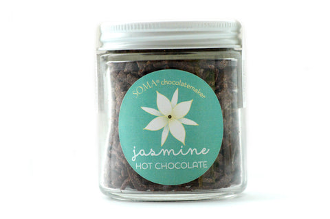 Drinking Chocolate- Sambac Jasmine
