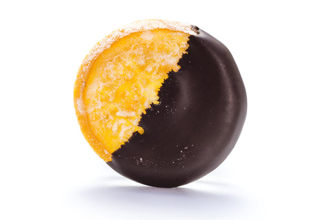 Seville Orange Slice