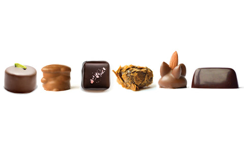Praline Box- 6 piece (Online Exclusive)