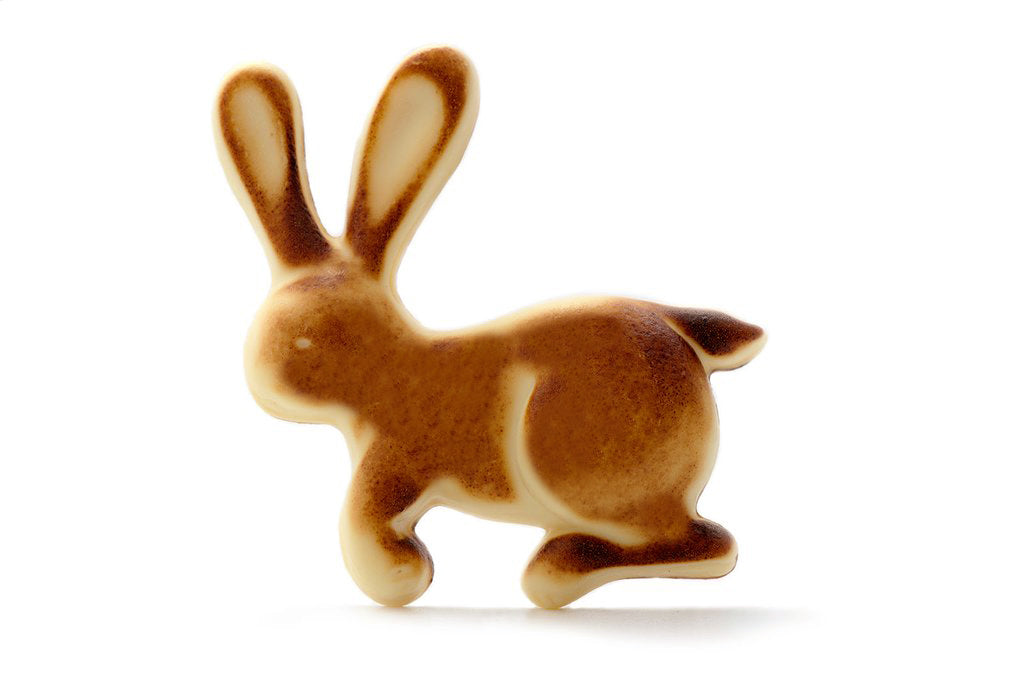 Rascally Rabbit Roasted White Chocolate