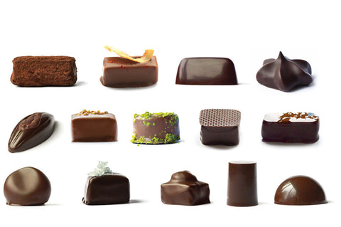Truffle Collection - 15 Pieces