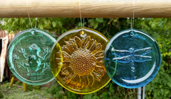 Sun catcher trio
