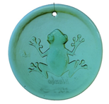 Blenko Frog Suncatcher
