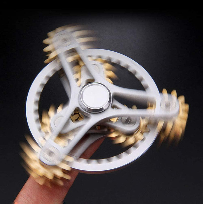 Hand Spinner Engrenage Rond | Anti Stresss