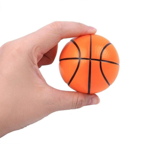 Balle Anti-Stress Basket-Ball | Anti Stresss