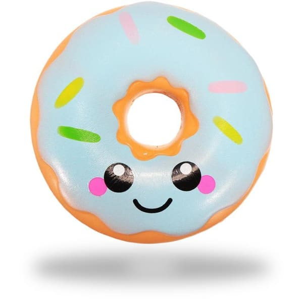 Balle Anti-Stress Squishy Donuts | Anti Stresss