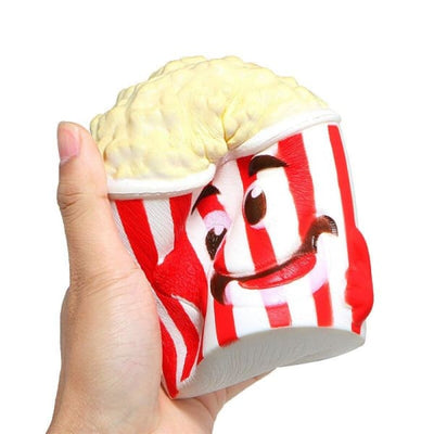 Balle Anti Stress / Squishy Popcorn - anti stress